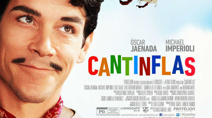 Cantinflas Movie CamaraFlash
