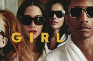 Pharrell Williams  estrena Come Get It Bae feat. Miley Cyrus