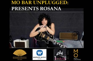 MO Bar Unplugged presenta: Rosana
