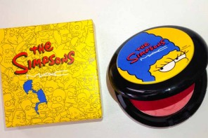 MAC Cosmetics y Los Simpsons: una explosión de color