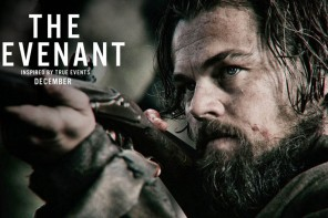 Nuevo Trailer de ¨The Revenant¨