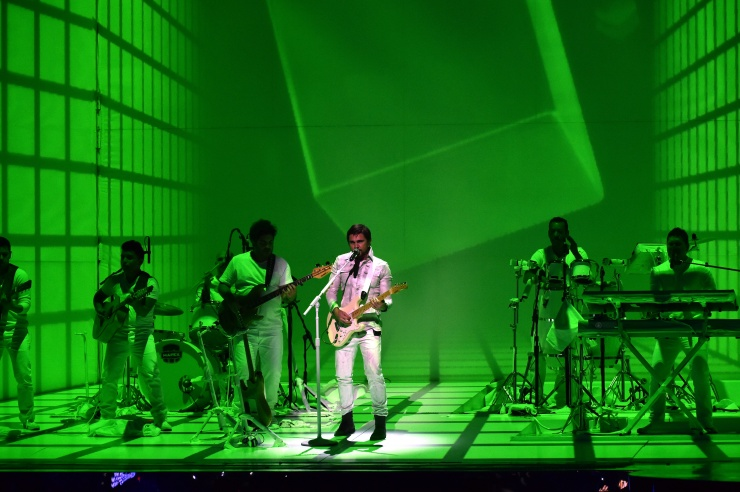 Juanes Latin Grammy