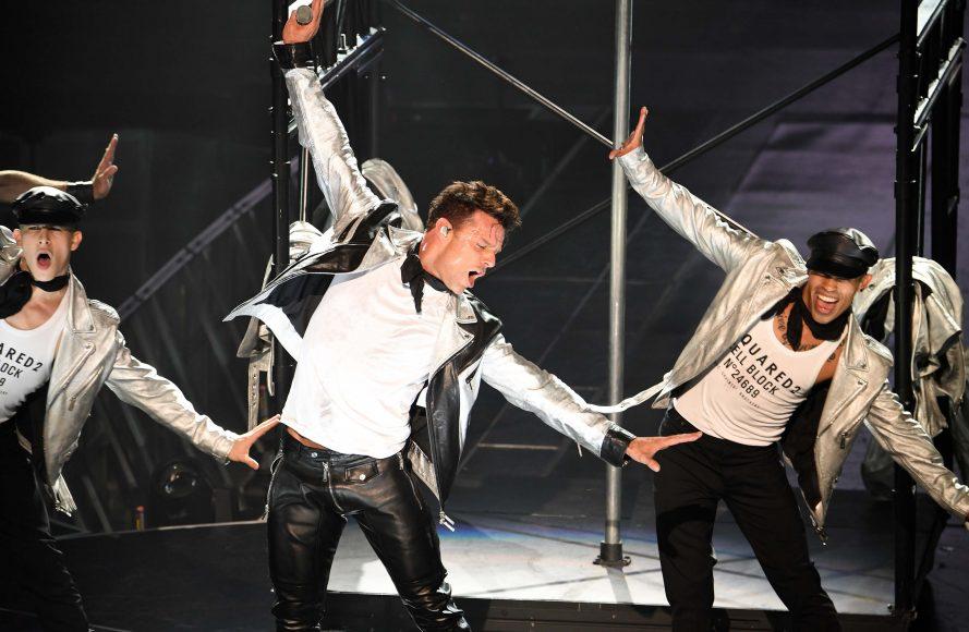 Ricky Martin April 5 2017 Photos By Denise Truscello