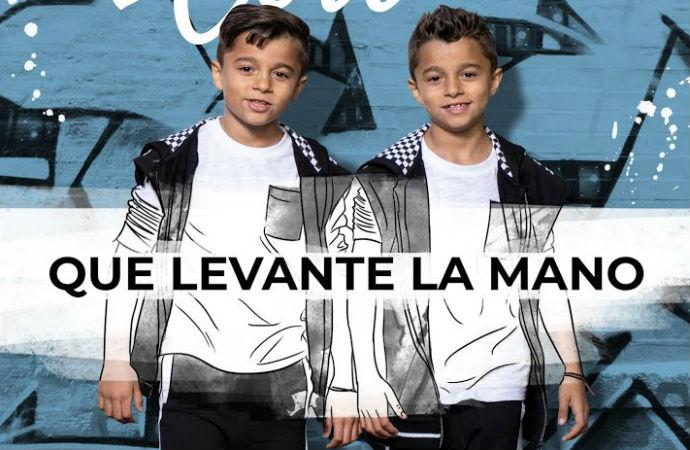 Los Gemelos Cortés celebran sus diez años con nueva canción