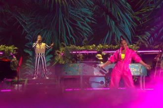 Alicia Keys en los Latin Grammy 2019