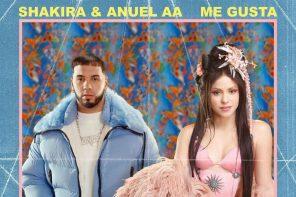 Shakira y Anuel AA presentan su nueva colaboración, «Me Gusta»