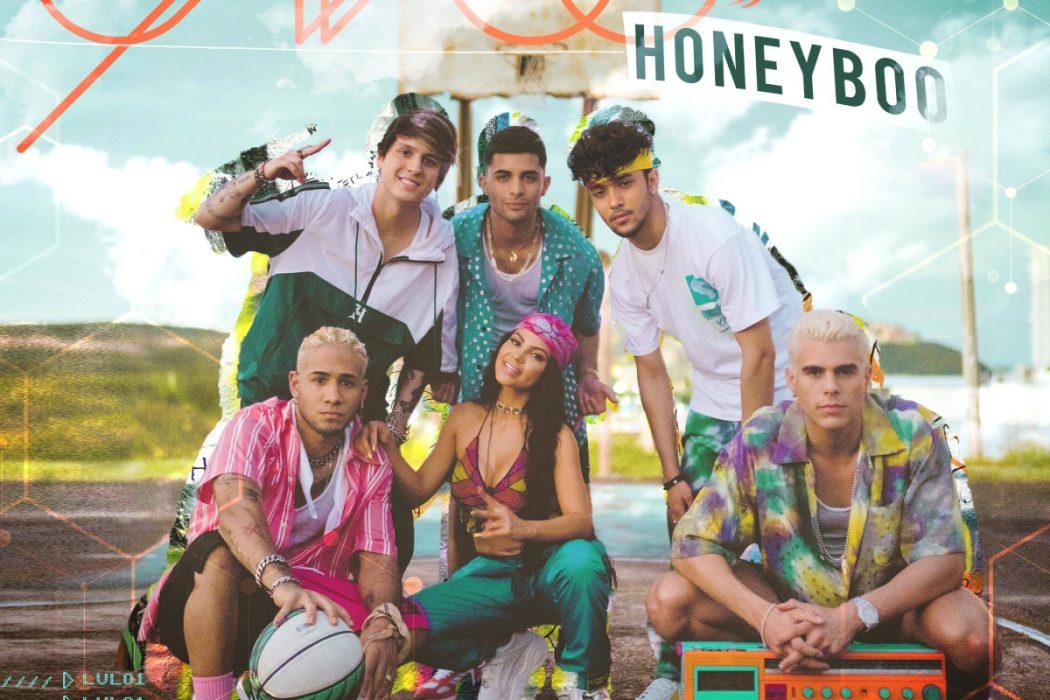 CNCO & Natti Natasha presentan Honey Boo