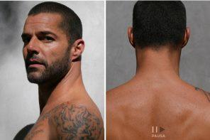 Ricky Martin sorprende con «Pausa», su álbum más «puro y vulnerable»