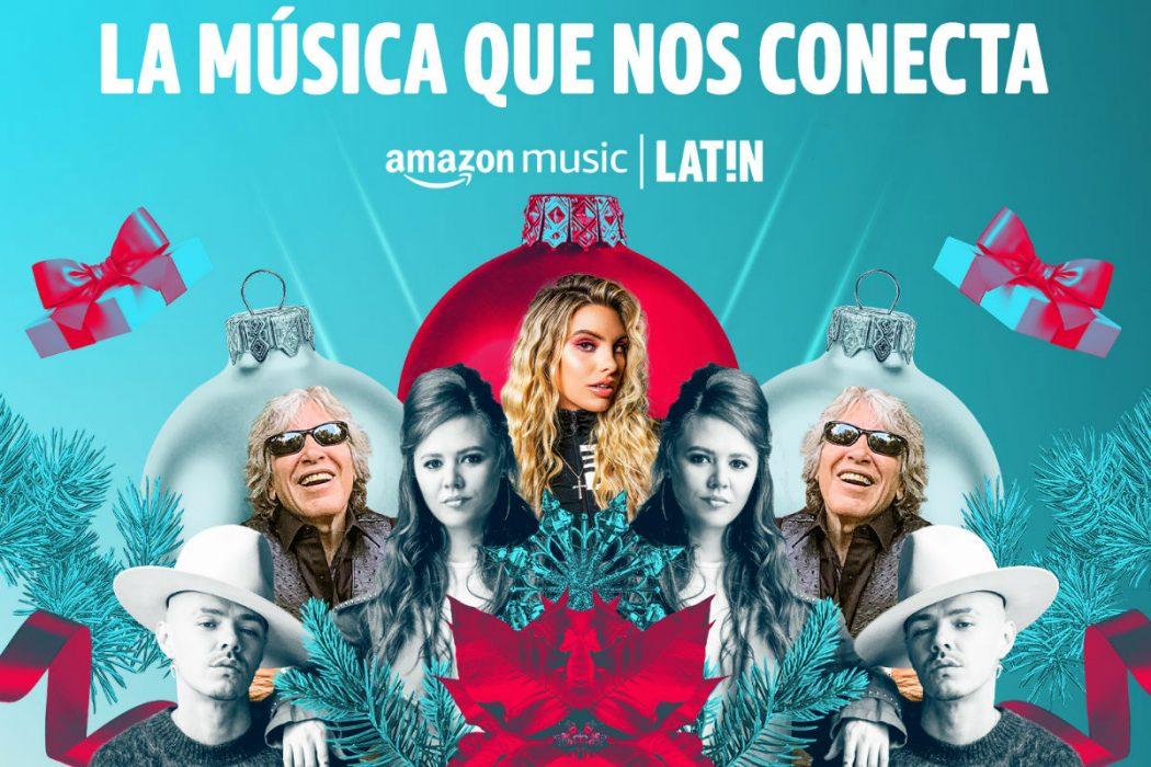 Amazon Music especial de Navidad