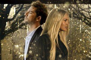 David Bisbal sorprende con su colaboración con Carrie Underwood