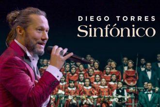 Diego Torres Sinfónico, Navidad 2020
