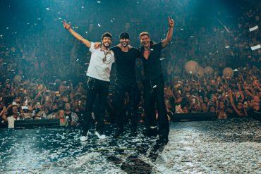 Gira Enrique Iglesias, Ricky Martin y Sebastián Yatra
